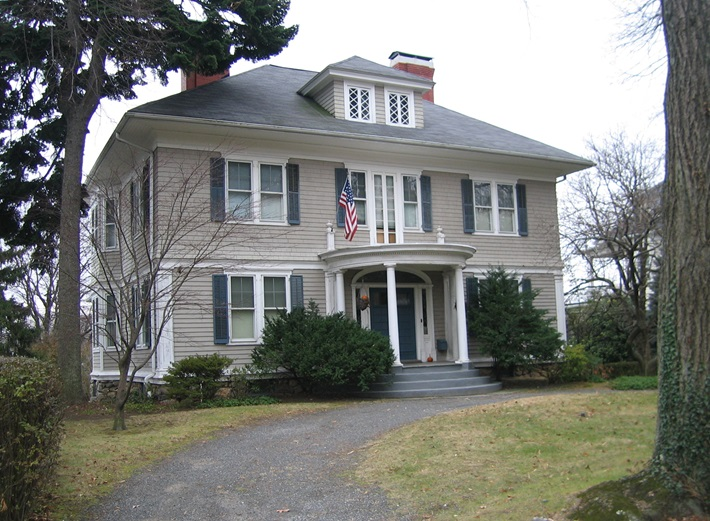New York Colony Homes Images