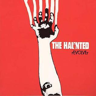 <i>Revolver</i> (The Haunted album) 2004 studio album by The Haunted