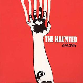 <i>Revolver</i> (The Haunted album) album by Swedish metal band The Haunted