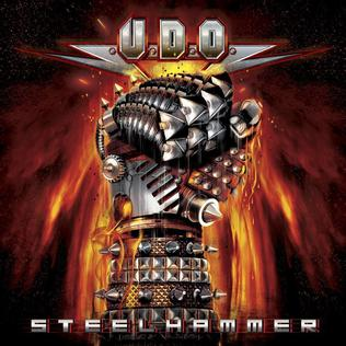 <i>Steelhammer</i> 2013 studio album by U.D.O.
