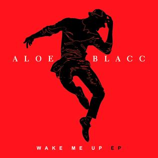 Aloe Blacc — Wake Me Up (studio acapella)