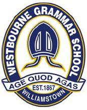 Westbourne Grammar School Independent, co-educational school in Truganina, Victoria, Australia