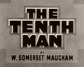 <i>The Tenth Man</i> (1936 film) 1936 film by Brian Desmond Hurst