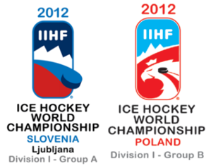 2012 IIHF World Championship Division I