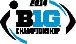 2014 Big Ten Football Championship Game Annual NCAA football game