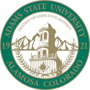 Image result for adams university colorado logo