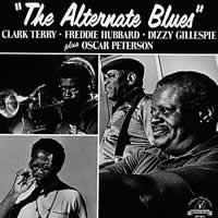 <i>The Alternate Blues</i> 1980 studio album by Dizzy Gillespie, Clark Terry and Freddie Hubbard