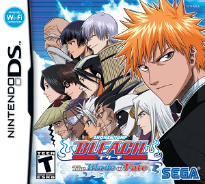 <i>Bleach: The Blade of Fate</i> Video game