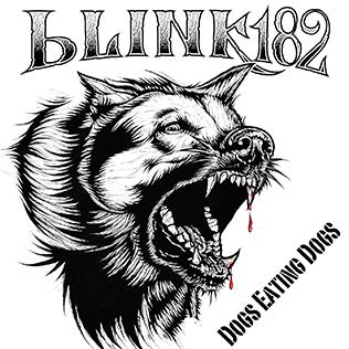 baixar capa Blink 182 – Dogs Eating Dogs