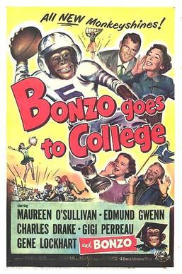 Bedtime For Bonzo Poster