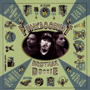 <i>Brothas Doobie</i> 1995 studio album by Funkdoobiest