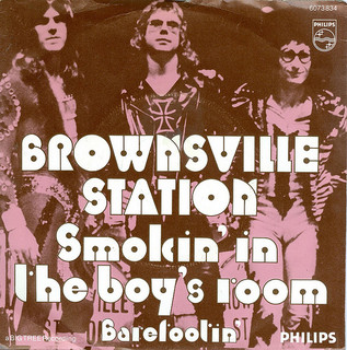 Smokin in the Boys Room 1973 single by Brownsville Station