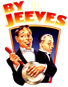 <i>By Jeeves</i> musical