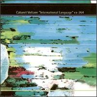 <i>International Language</i> (album) 1993 studio album by Cabaret Voltaire