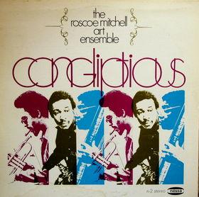 <i>Congliptious</i> 1968 studio album by Roscoe Mitchell