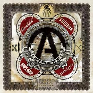<i>Covers of the Damned</i> 2010 EP of cover songs by Atreyu