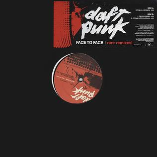 Face to Face (Daft Punk song) 2003 single by Daft Punk