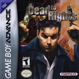 Dead to Rights (Game Boy Advance) - Wikipedia