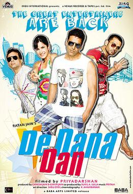 De Dana Dan mp3 songs