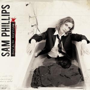 <i>Dont Do Anything</i> 2008 studio album by Sam Phillips