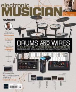 <i>Electronic Musician</i>