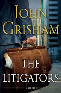<i>The Litigators</i> novel by John Grisham