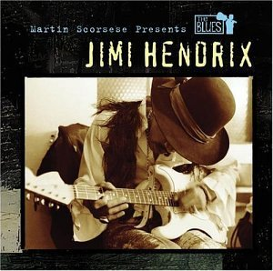 Martin Scorsese Presents the Blues: Jimi Hendrix artwork