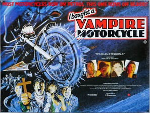 <i>I Bought a Vampire Motorcycle</i> 1990 film by Mont Campbell