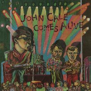 <i>John Cale Comes Alive</i> 1984 live album by John Cale
