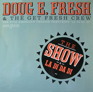 La Di Da Di 1985 song composed by Doug e. fresh performed by doug e. fresh
