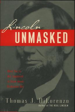 Lincoln Unmasked Wikipedia