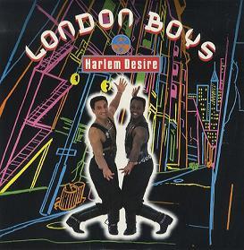 London Boys - Harlem Desire (studio acapella)