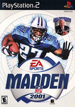 Madden NFL 2001 - Wikipedia