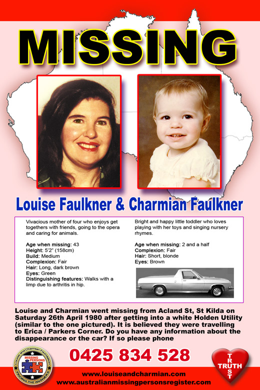 Missing People Posters. Doc.#564797: Missing Persons Posters