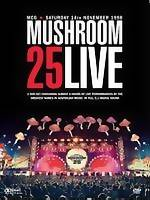 <i>Mushroom 25 Live</i> 1998 live album by Various artists