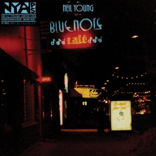 <i>Bluenote Café</i> 2015 live album by Neil Young