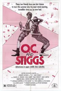 <i>O.C. and Stiggs</i> 1987 film directed by Robert Altman
