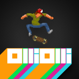 <i>OlliOlli</i> 2014 side-scrolling video game