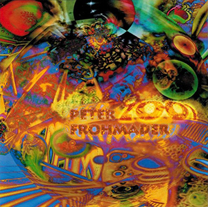 <i>2001</i> (Peter Frohmader album) Peter Frohmader album