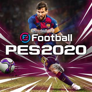 <i>eFootball Pro Evolution Soccer 2020</i> 2019 football simulation video game