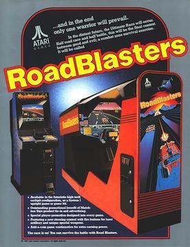 RoadBlasters - Wikipedia