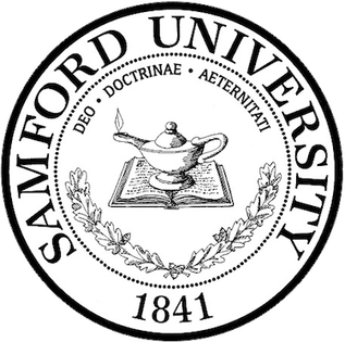 Samford University Private Christian university in Homewood, Alabama