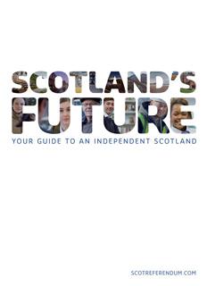 <i>Scotlands Future</i>