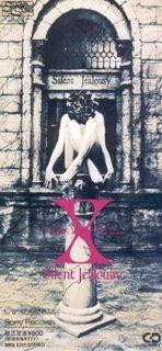 Silent Jealousy single by X Japan