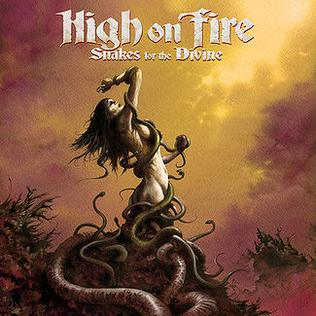 <i>Snakes for the Divine</i> 2010 studio album by High on Fire