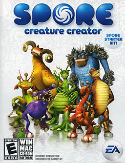 Image result for Spore - Creature Creator and Release Date