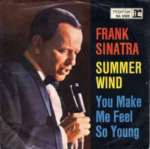 Summer Wind song performed by Wayne Newton
