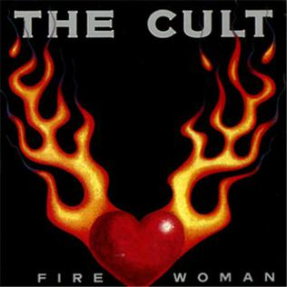 Fire Woman 1989 single by The Cult