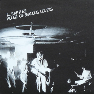 House of Jealous Lovers single by The Rapture
