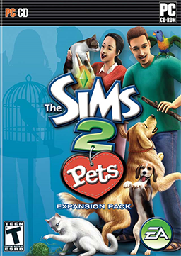 The Sims 2   Pets Coverart Tiffany Teen Slideshow Set 72   Army Girl | PopScreen